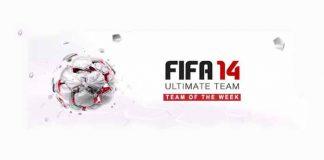 Equipo de la Semana - Todo TOTW de FIFA 14 Ultimate Team