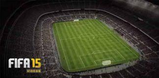 Todos los Videos Oficiales de FIFA 15 en un solo lugar
