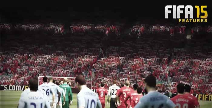 Todo lo que usted debe saber sobre las caraterísticas de FIFA 15