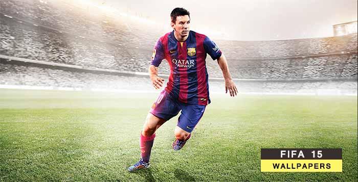 Todos los Fondos de Pantalla de FIFA 15 en un solo lugar