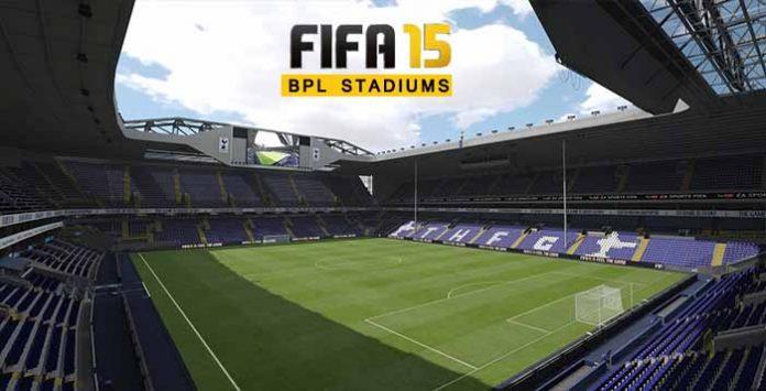 FIFA 15 incluirá todos los 20 estadios de la Barclays Premier League
