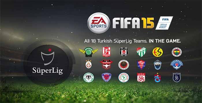 La Süper Lig turca estará licenciada en FIFA 15