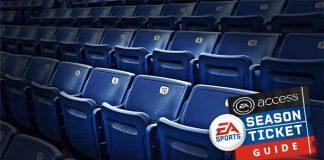 Guía de Season Ticket y EA Access para FIFA 15 Ultimate Team