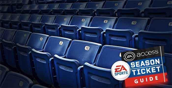 Guía de Season Ticket y EA Access para FIFA 15 Ultimate Team