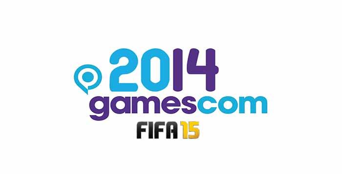 Conferencia FIFA 15 en la Gamescom 2014