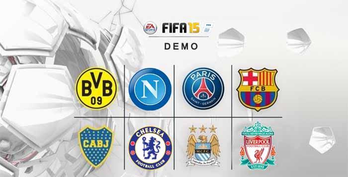 Guía de la Demo FIFA 15 – Fecha de Lanzamiento, Equipos, Descarga y Más