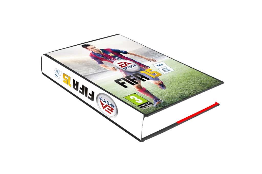 Manuales de FIFA 15 - Las instrucciones Digitales del Juego