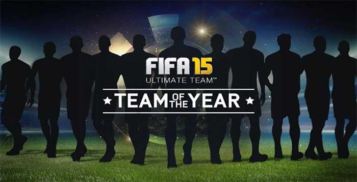 El Equipo del Año de FIFA 15 Ultimate Team (TOTY)