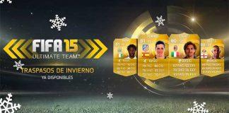 Todos los Traspasos de Invierno de FIFA 15 Ultimate Team