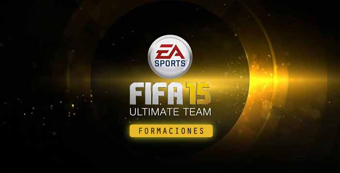 Formaciones FIFA 15 Ultimate Team