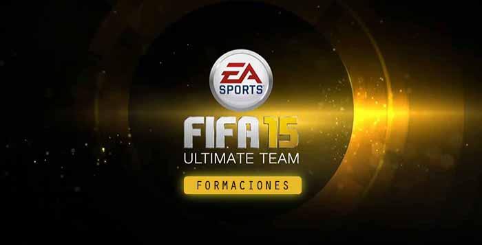 Formaciones FIFA 15 Ultimate Team