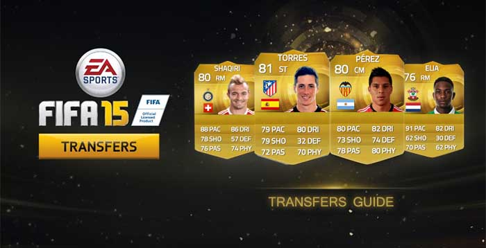 Guía de Traspasos de Invierno de FIFA 15 Ultimate Team