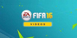 Todos los Videos Oficiales de FIFA 16