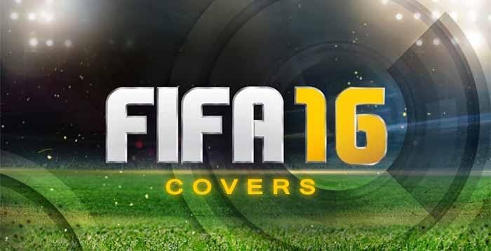 Todas las Portadas de FIFA 16