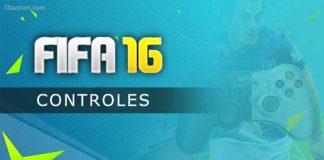 Controles de FIFA 16 para XBox y PlayStation