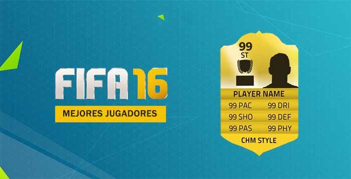 Los mejores jugadores de FIFA 16 para cada posición