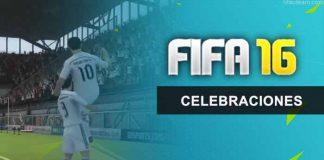 Guía de Celebraciones FIFA 16