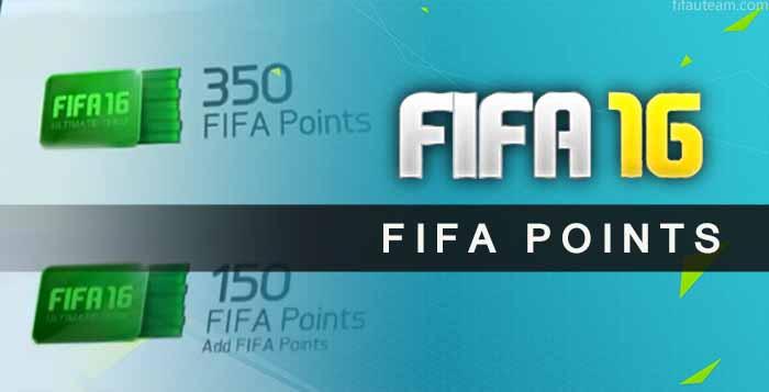 Guía de FIFA Points en FIFA 16 Ultimate Team