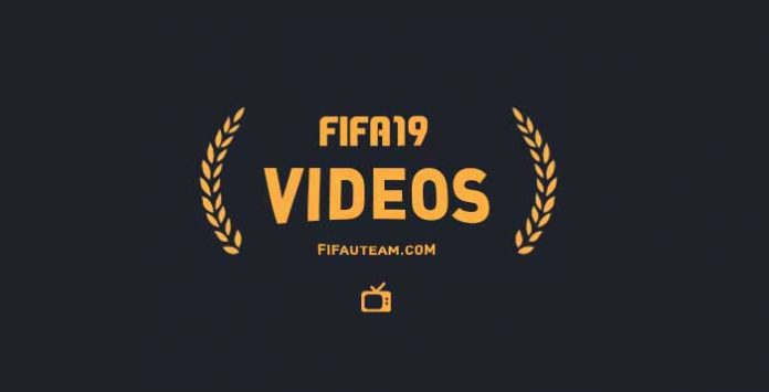 Todos los Videos Oficiales de FIFA 19