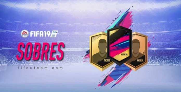 Sobres del Ultimate Team de FIFA 19