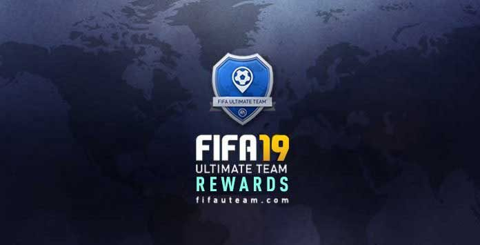 Recompensas Squad Battles para FIFA 19 Ultimate Team