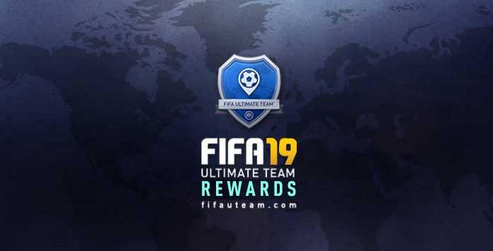 Recompensas Squad Battles para FIFA 19 Ultimate Team