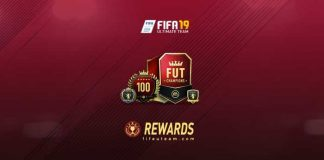 Recompensas de FUT Champions para FIFA 19 Ultimate Team