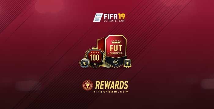 Recompensas de FUT Champions para FIFA 19 Ultimate Team