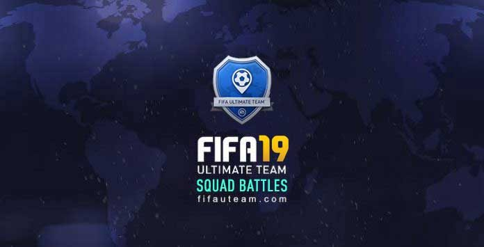 Guía do Squad Battles para FIFA 19 Ultimate Team