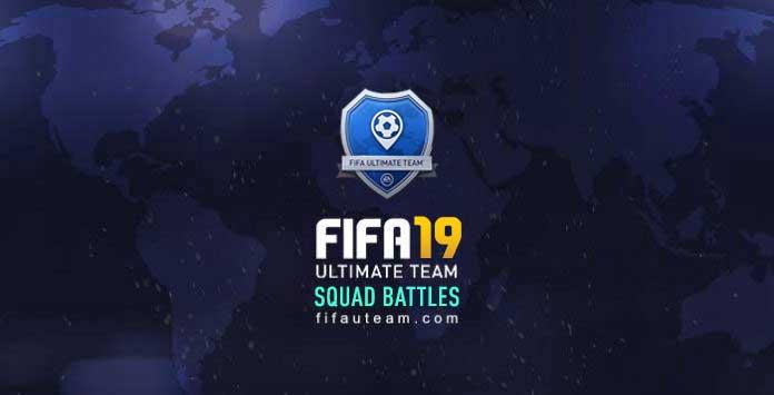 Guía do Squad Battles para FIFA 19 Ultimate Team