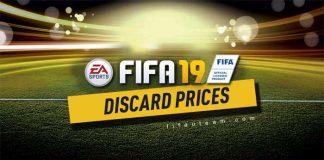 Precios de Descarte en FIFA 19 Ultimate Team