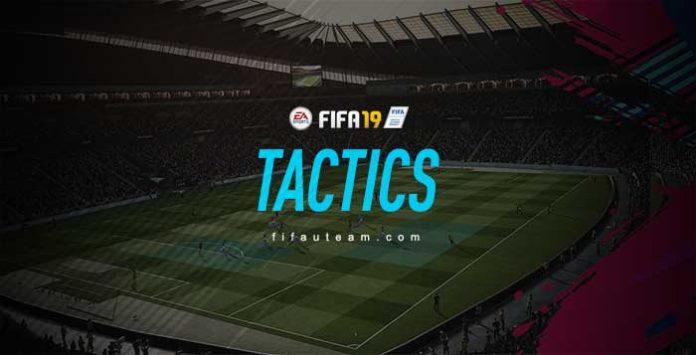 Guía de Tácticas en FIFA 19