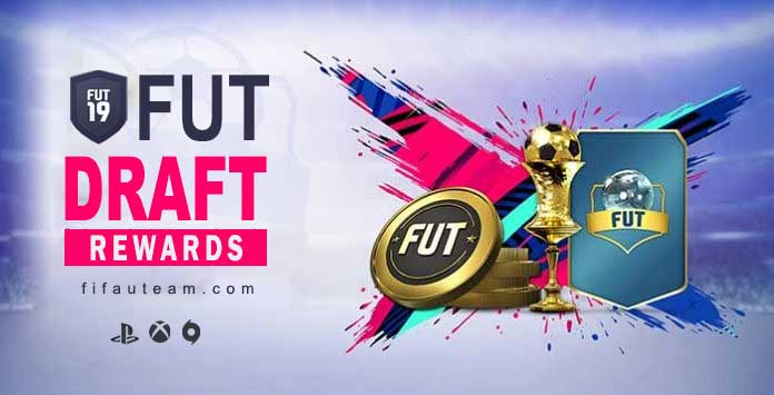 Recompensas de FUT Draft en FIFA 19 Ultimate Team