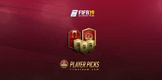 Player Picks de FUT Champions en FIFA 19