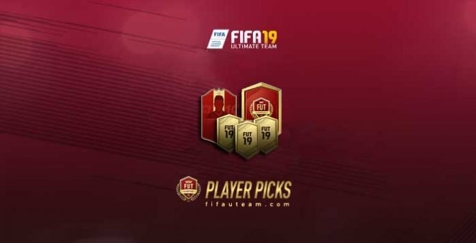 Player Picks de FUT Champions en FIFA 19
