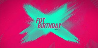 Promoción FUT Birthday de FIFA 19 Ultimate Team