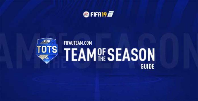 Equipo de la Temporada de FIFA 19 Ultimate Team