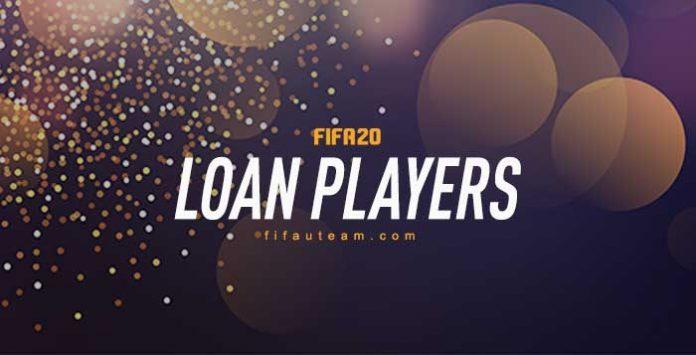 Jugadores a Préstamo para el Ultimate Team de FIFA 20