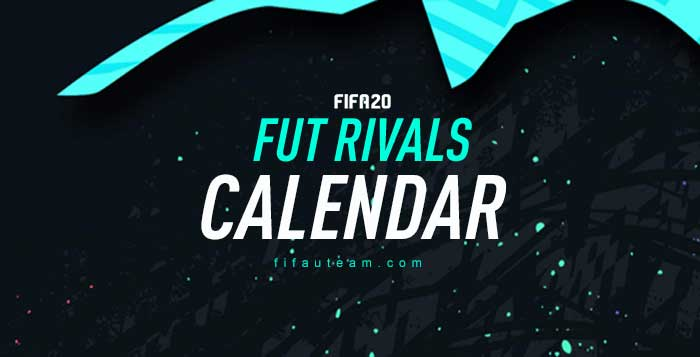 Calendario de lo FUT Rivals
