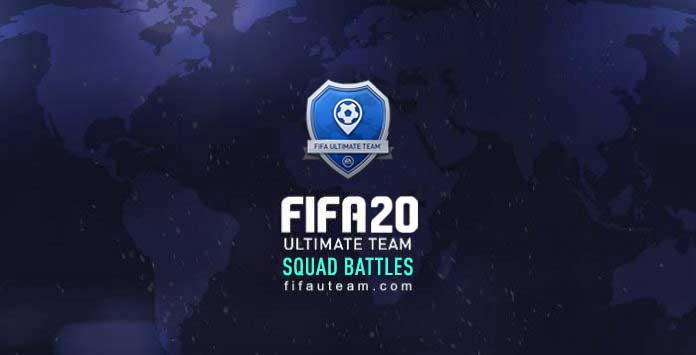 Squad Battles - FIFA 20