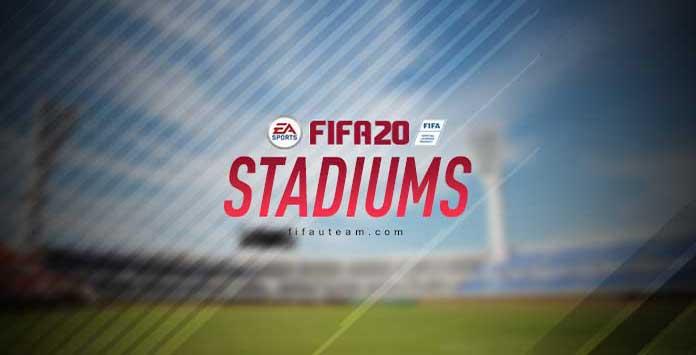 Estadios de FIFA 20