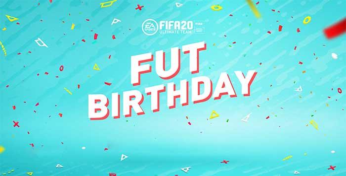 Aniversario de FIFA 20 Ultimate Team