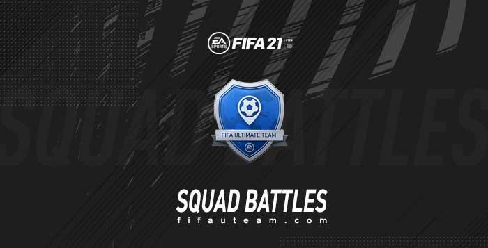 Squad Battles en FIFA 21