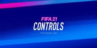 Controles de FIFA 21