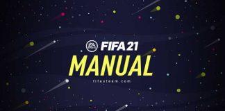 Manuales de FIFA 21