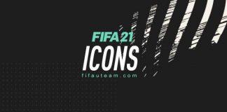 Iconos en FIFA 21