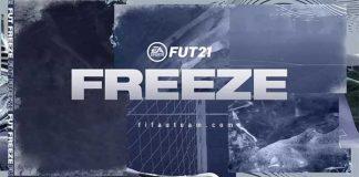 FUT Congelado en FIFA 21