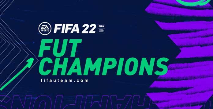 FUT Champions en FIFA 22